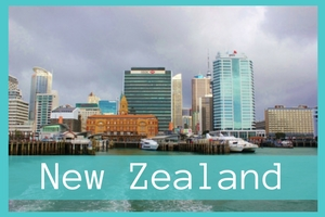 New Zealand Posts by JetSettingFools.com