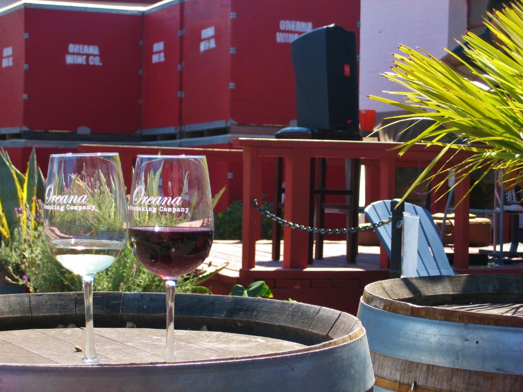 Santa Barbara California Wine Oreana JetSetting Fools