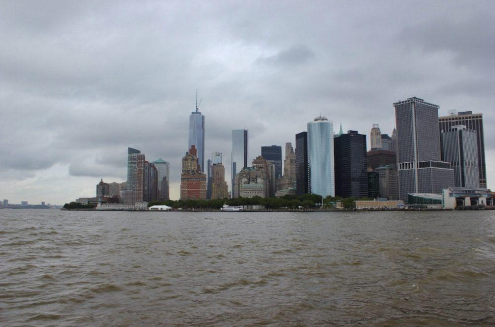 Lower Manhattan City Skyline New York City NYC JetSettingFools.com