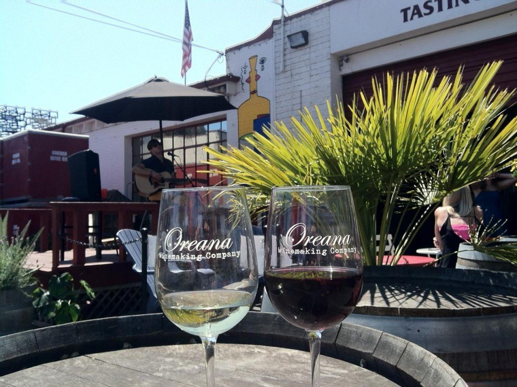 Oreana Winery is our favorite wine stop during Santa Barbara day trips