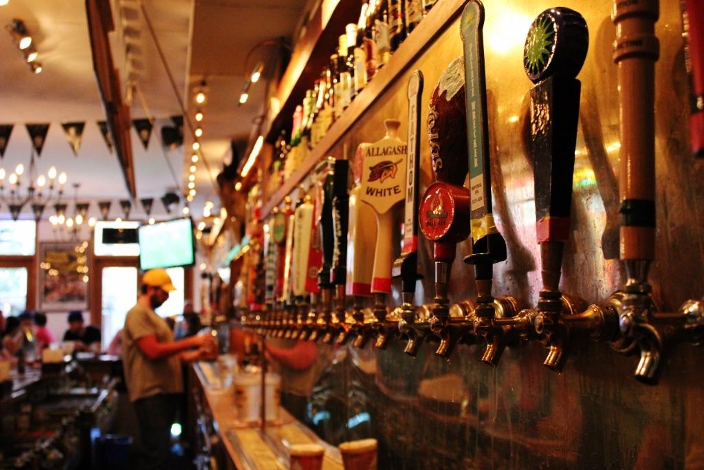 Valhalla Beer Bar Hell's Kitchen New York City NYC JetSettingFools.com