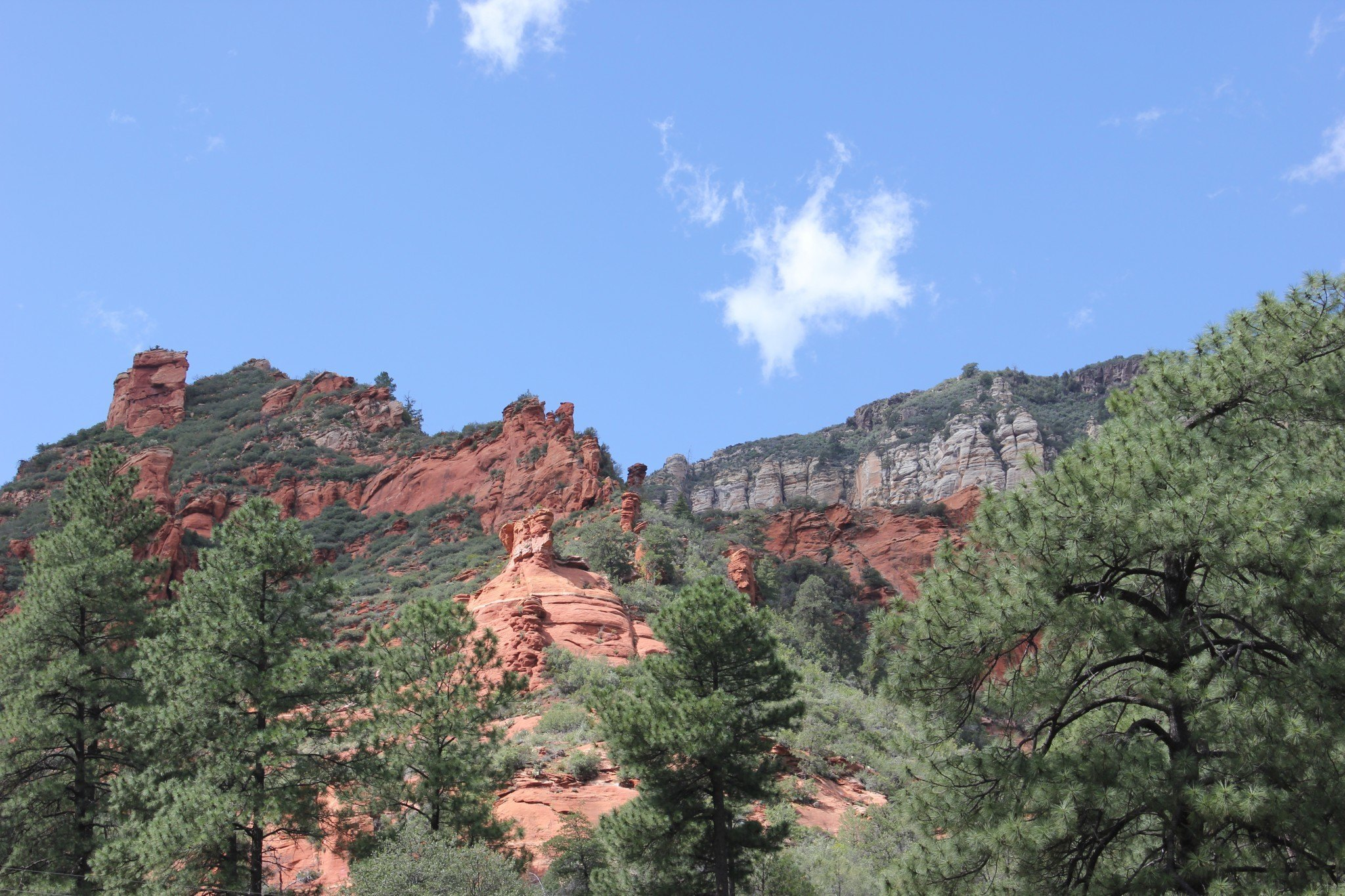 Oak Creek Canyon Detour JetSetting Fools
