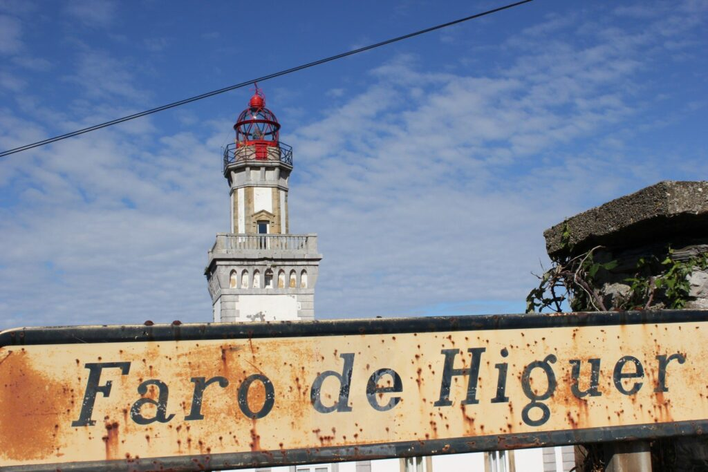 Faro de Higuer - Hondarribia Lighthouse JetSetting Fools