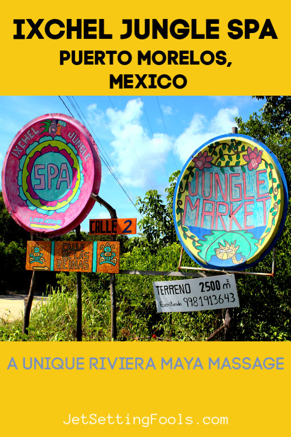 Ixchel Jungle Spa, Mayan Riviera Mexico by JetSettingFools.com