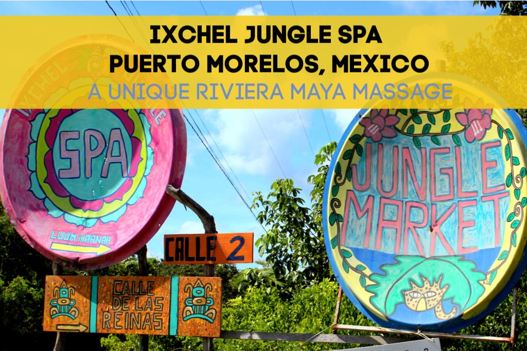 Ixchel Jungle Spa Puerto Morelos, Mexico: A Unique Riviera Maya Massage by JetSettingFools.com