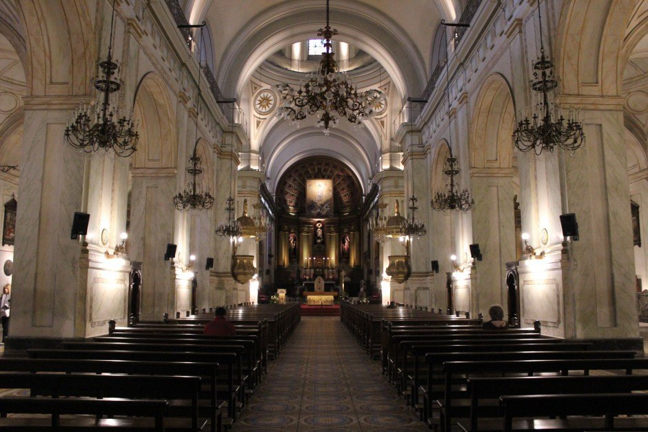 Montevideo sights: Montevideo Cathedral