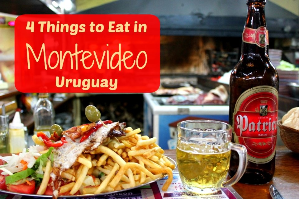 4 Things to Eat in Montevideo, Uruguay