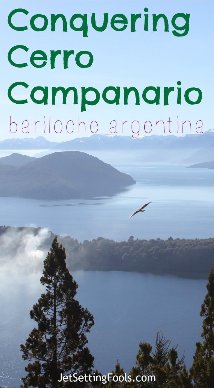 Cerro Campanario JetSetting Fools