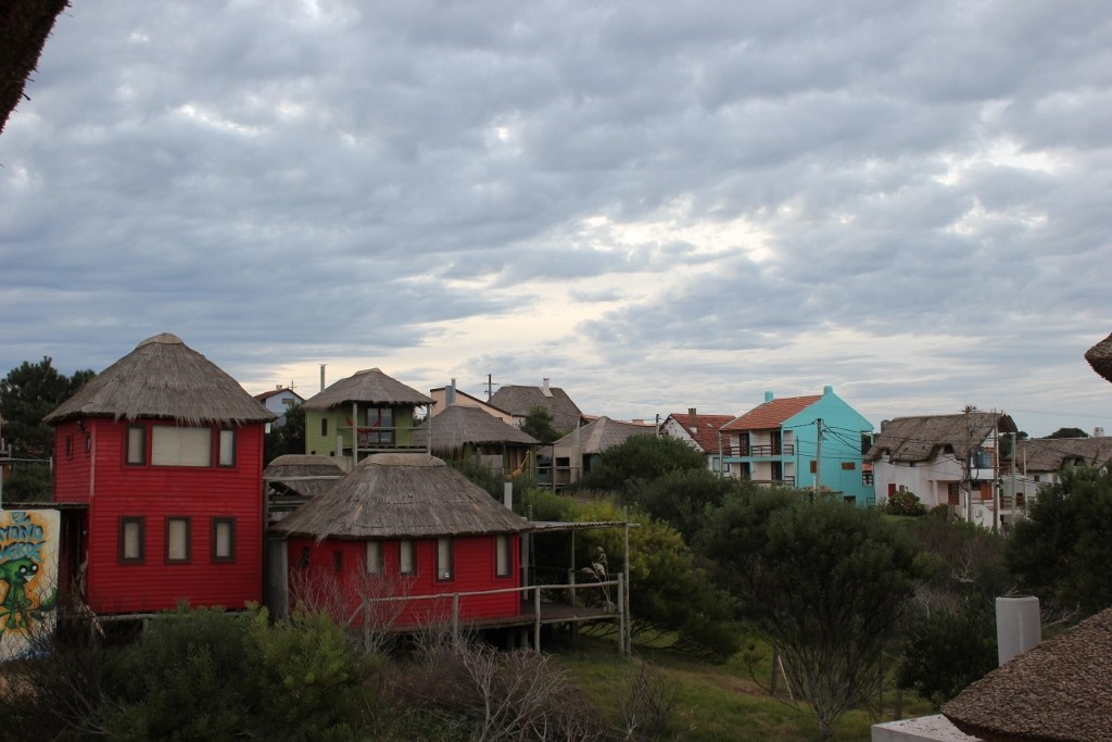 Exploring Punta del Diablo and the new neighborhoods