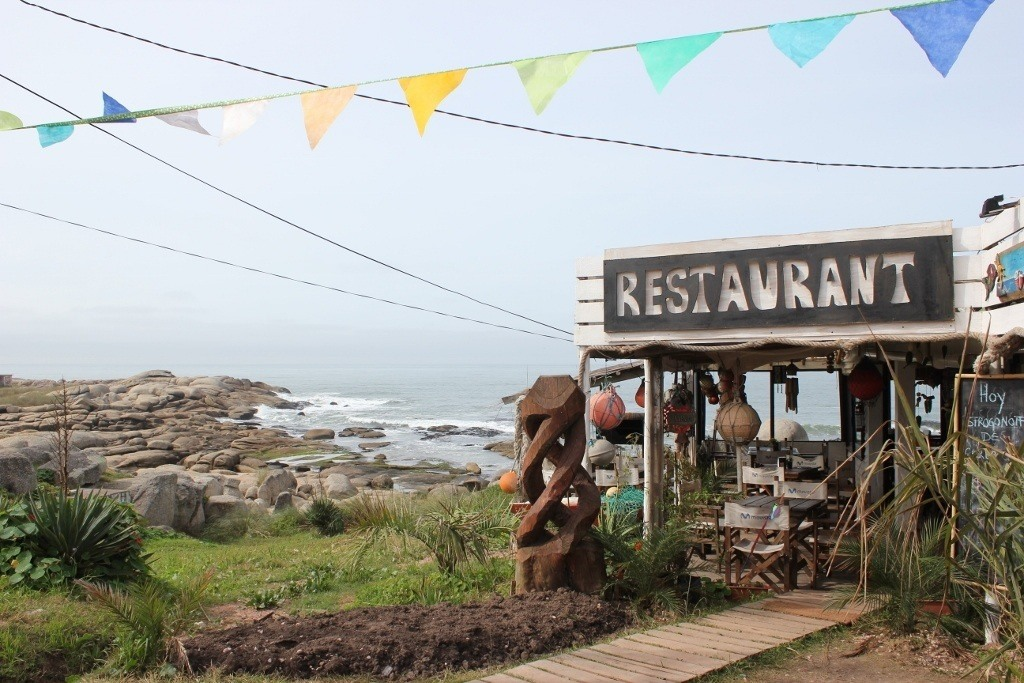 Exploring Punta del Diablo and the beachfront restaurants