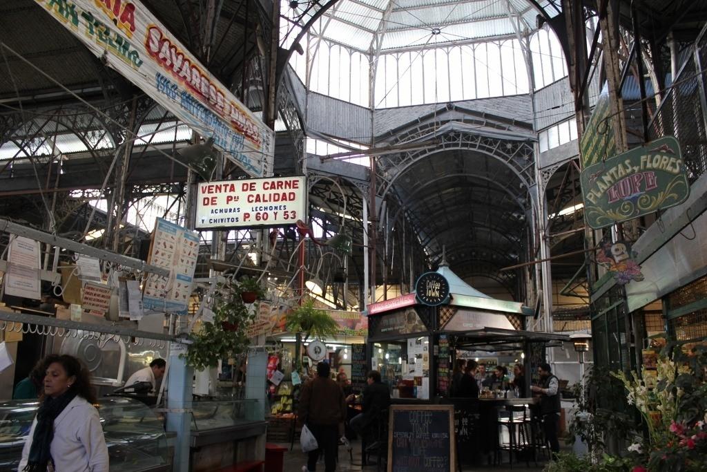 Visit the Mercado de San Telmo in Buenos Aires, Argentina