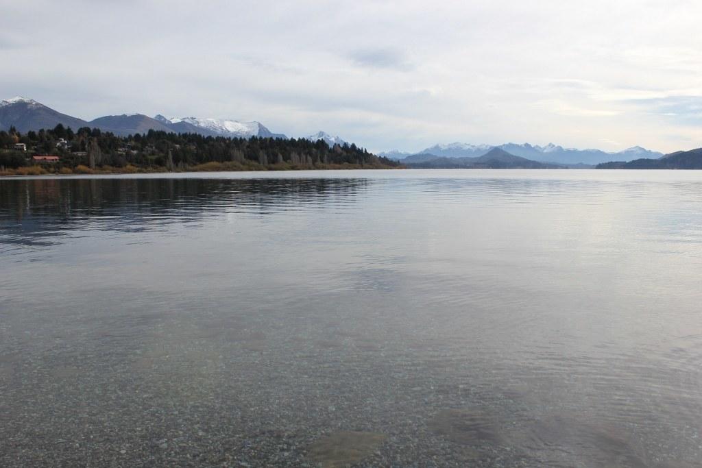 Playa Bonita in Bariloche, Argentina