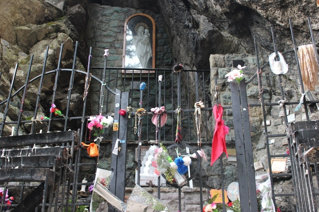 Gruta Virgen de las Nieves in Bariloche JetSetting Fools