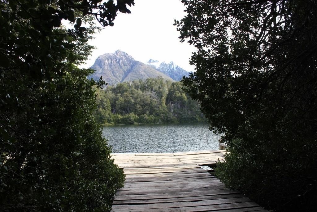 Lago Escondido at Parque Municipal Llao-Llao in Bariloche, Argentina