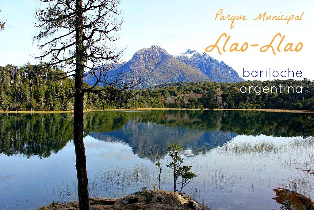 Parque Municipal Llao Llao Bariloche Argentina