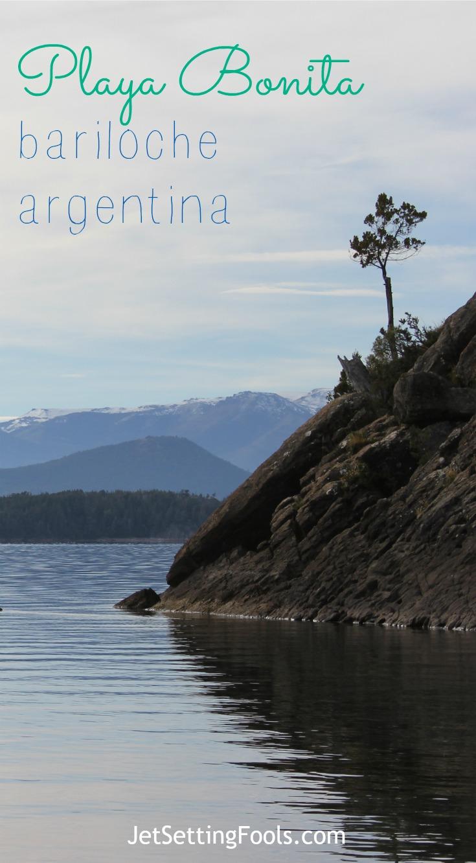 Playa Bonita in Bariloche, Argentina JetSetting Fools