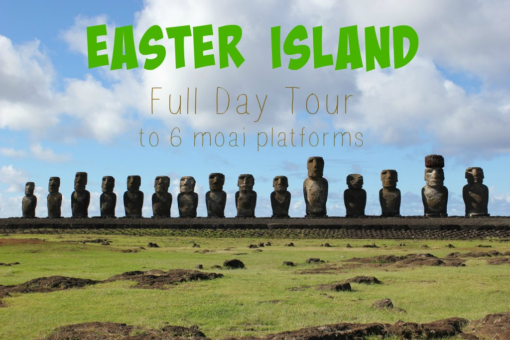 Easter Island Full Day Tour to 6 Moai Platforms JetSettingFools.com