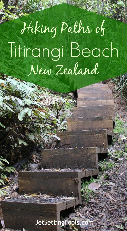 Hiking Paths of Titirangi Beach New Zealand JetSetting Fools