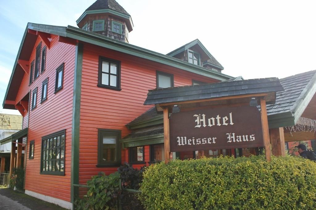 Hotel Weisser Haus in Puerto Varas, Chile