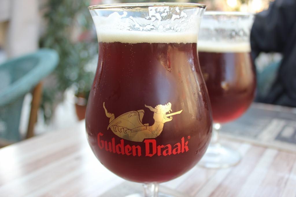 Belgium Beer in Bellavista, Golden Draak