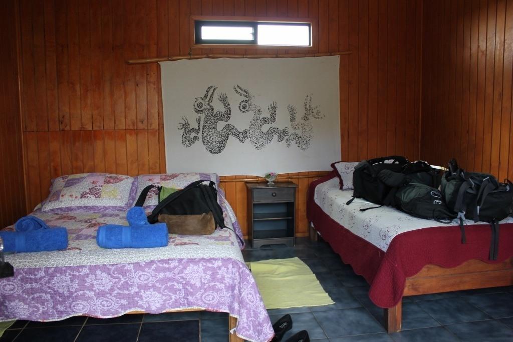 Budget Island Accommodations: Easter Island, Keu Henua Cabanas