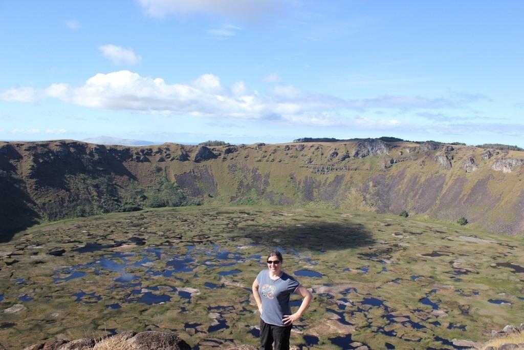 Hike Easter Island: Rano Kau
