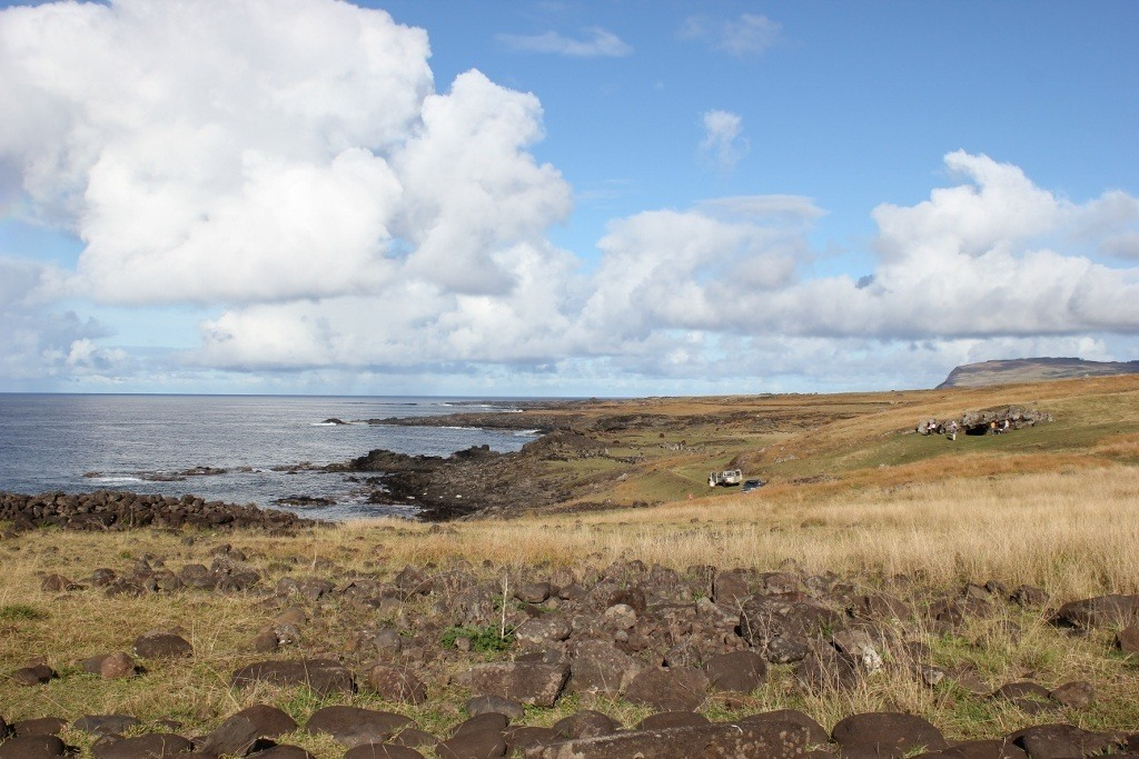 Easter Island Full Day Tour - Akahanga