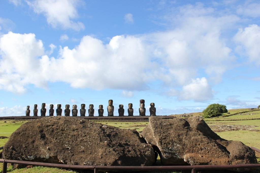 Easter Island Full Day Tour - Tongariki