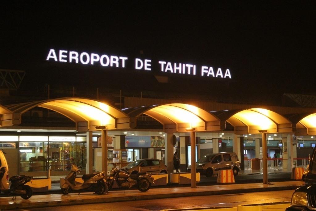 French Polynesia Tahiti Airport