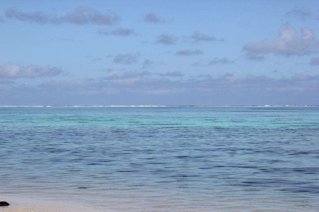 Ocean views on Moorea, French Polynesia