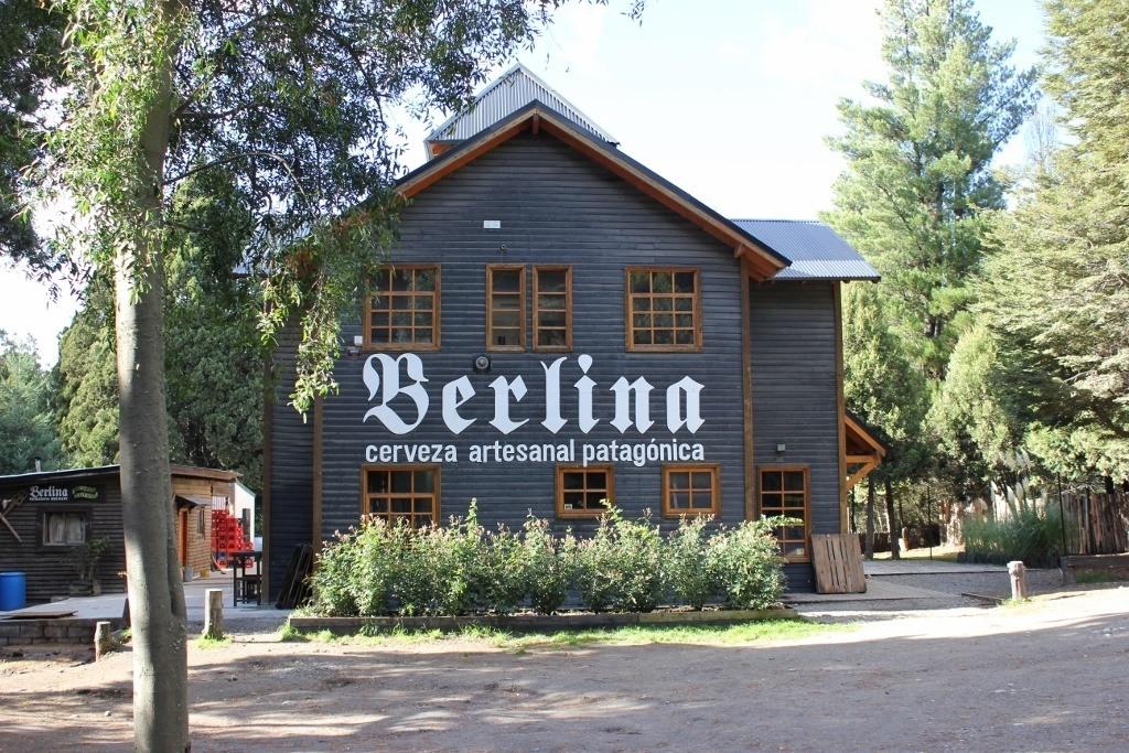 Bariloche craft beer: Berlina