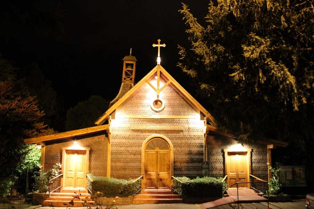 Bariloche sights: Quaint Church