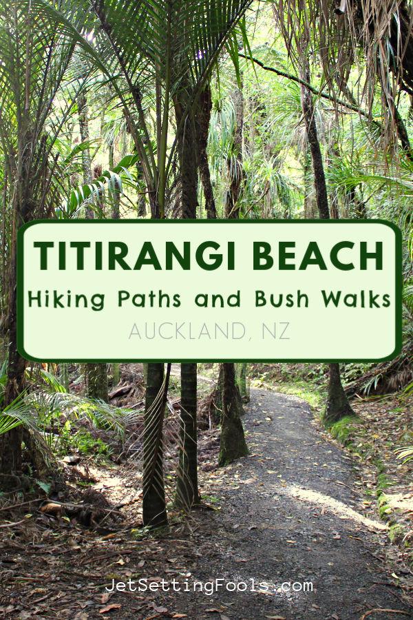 Titirangi Beach Hiking by JetSettingFools.com