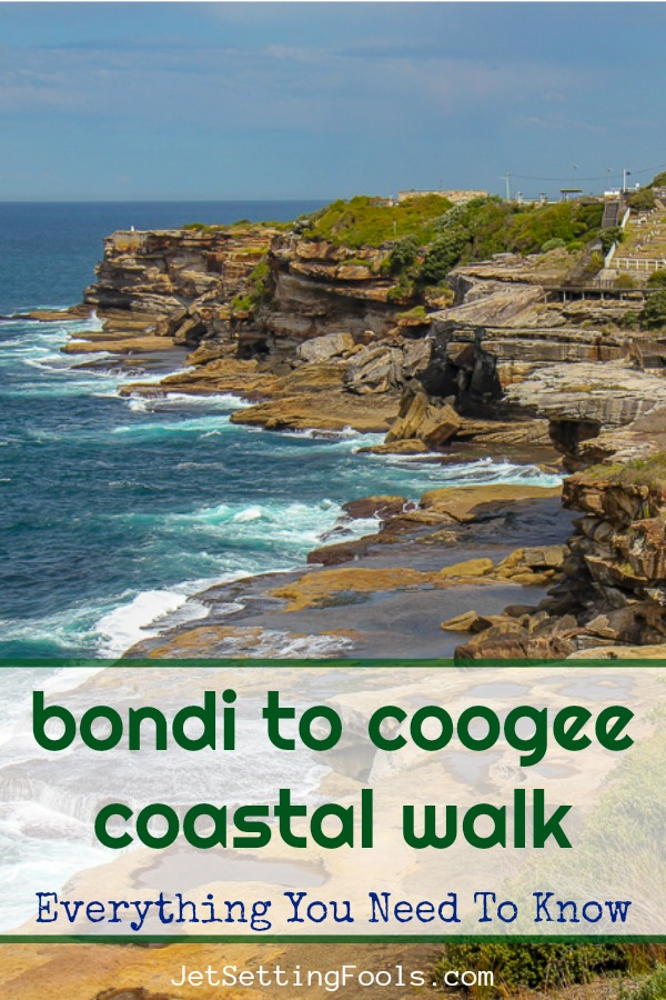 Bondi to Coogee Coastal Walk Everything you Need To Know by JetSettingFools.com