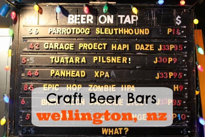 Craft Beer Wellington: The Best Bars in Wellington, NZ ...