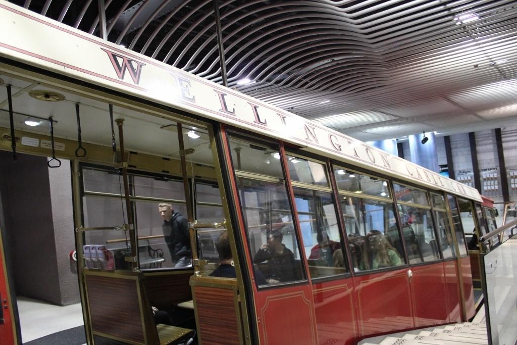 Wellington Cable Car New Zealand JetSetting Fools