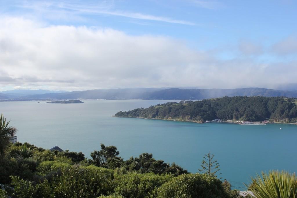 Mount Victoria in Wellington New Zealand JetSetting Fools