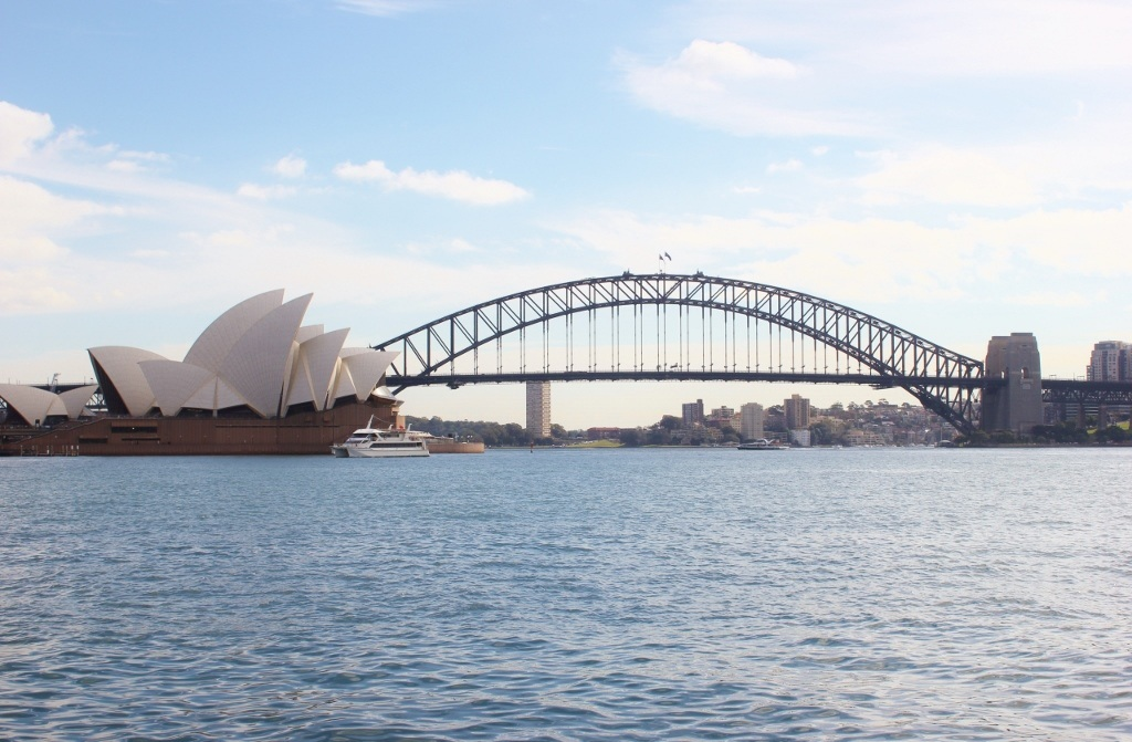 One day itinerary for Sydney: Iconic Sydney Opera House and the Sydney Harbor Bridge