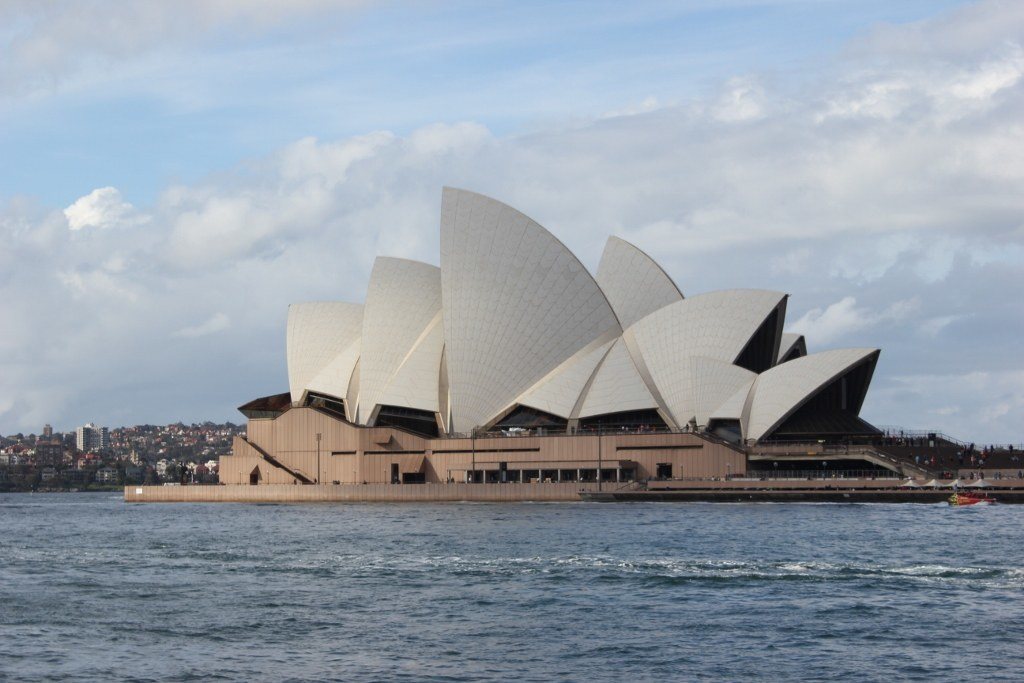 One day itinerary for Sydney: Sydney Opera House