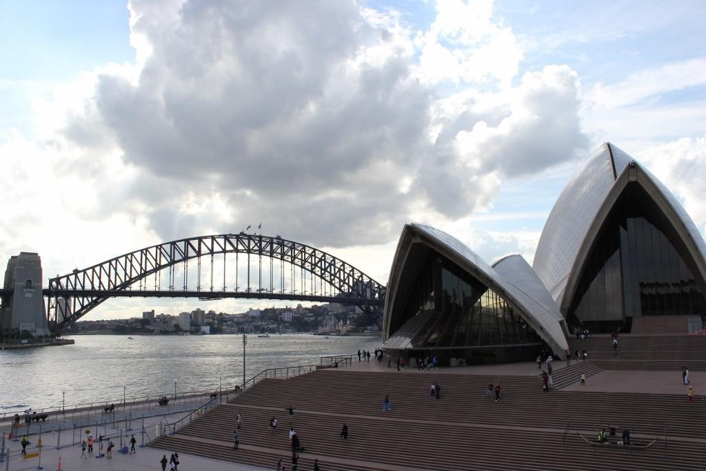 A stroll through history Sydney Australia JetSetting Fools