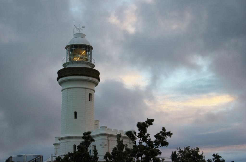 Lighthouse at Cape Byron, Byron Bay, Australia