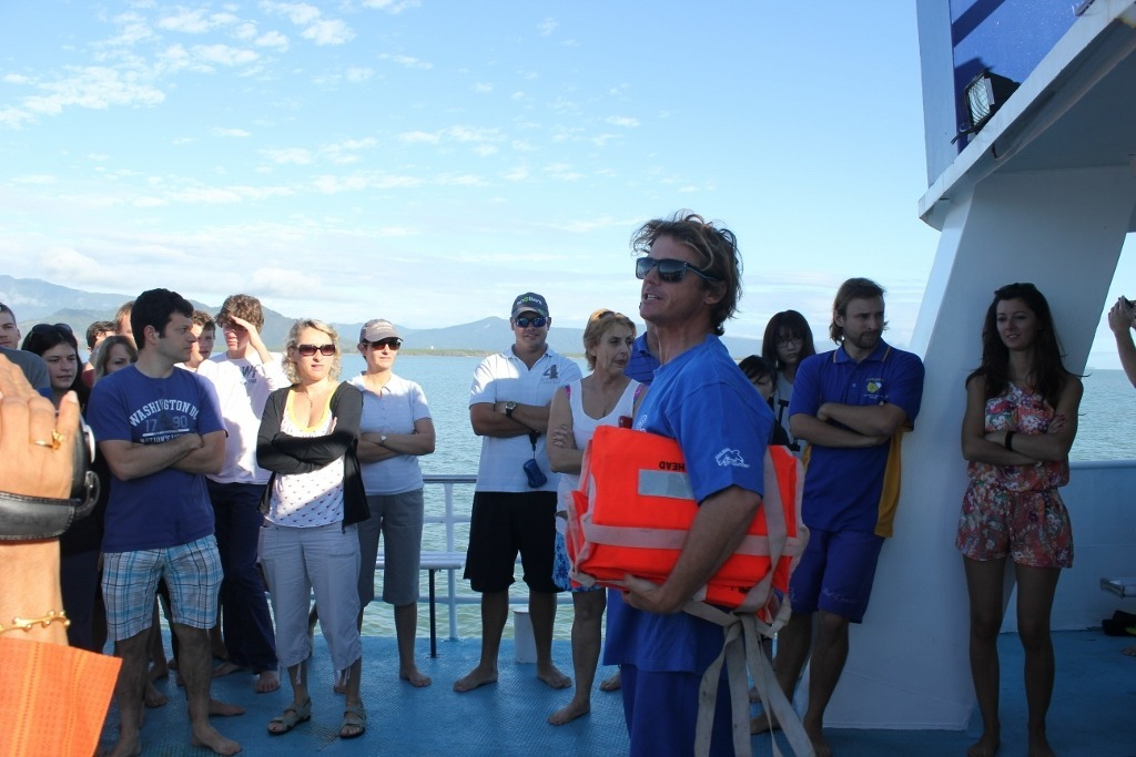 Things to do in Cairns, Australia on a budget: Compass Cruises offers $99 snorkeling on the Great Barrier Reef
