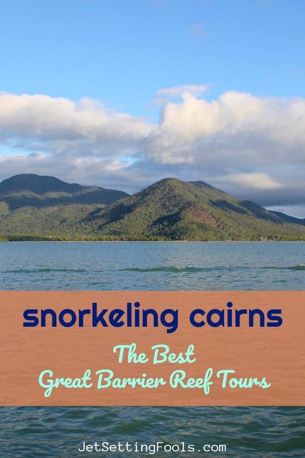 Snorkeling Cairns Great Barrier Reef Tours by JetSettingFools.com