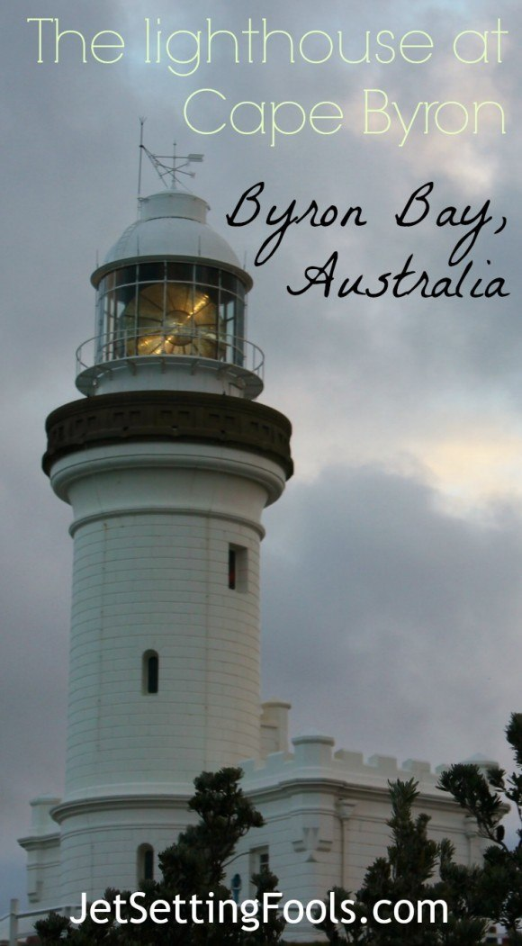 The lighthouse at Cape Byron, Byron Bay, Australia JetSetting Fools