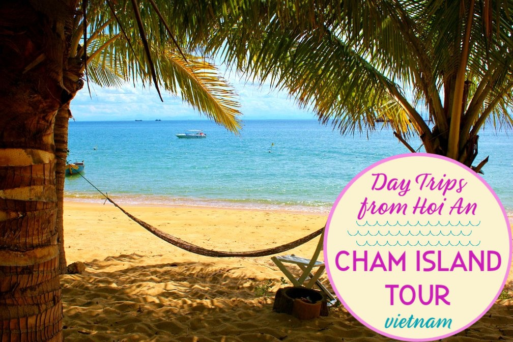 Cham Island Tour Day Trips from Hoi An, Vietnam by JetSettingFools.com