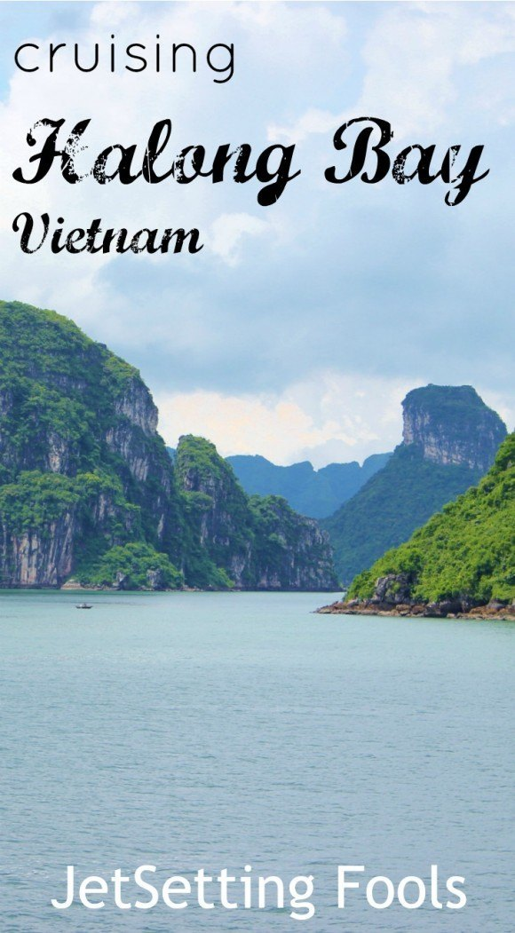 Cruising Halong Bay Vietnam JetSetting Fools