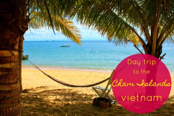 Day trip to the Cham Islands, Vietnam by JetSettingFools.com