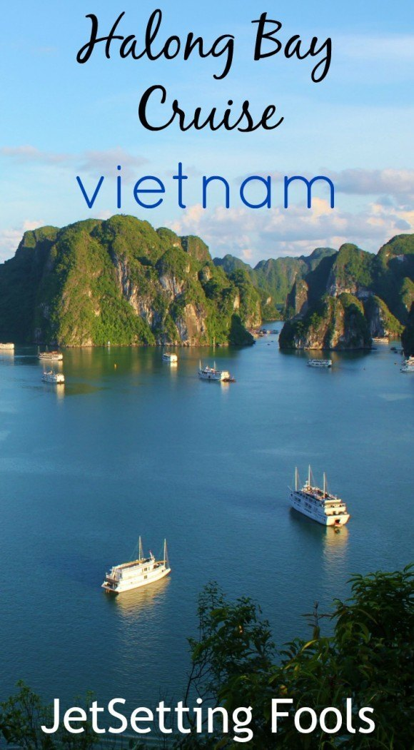 Halong Bay Cruise Vietnam JetSetting Fools