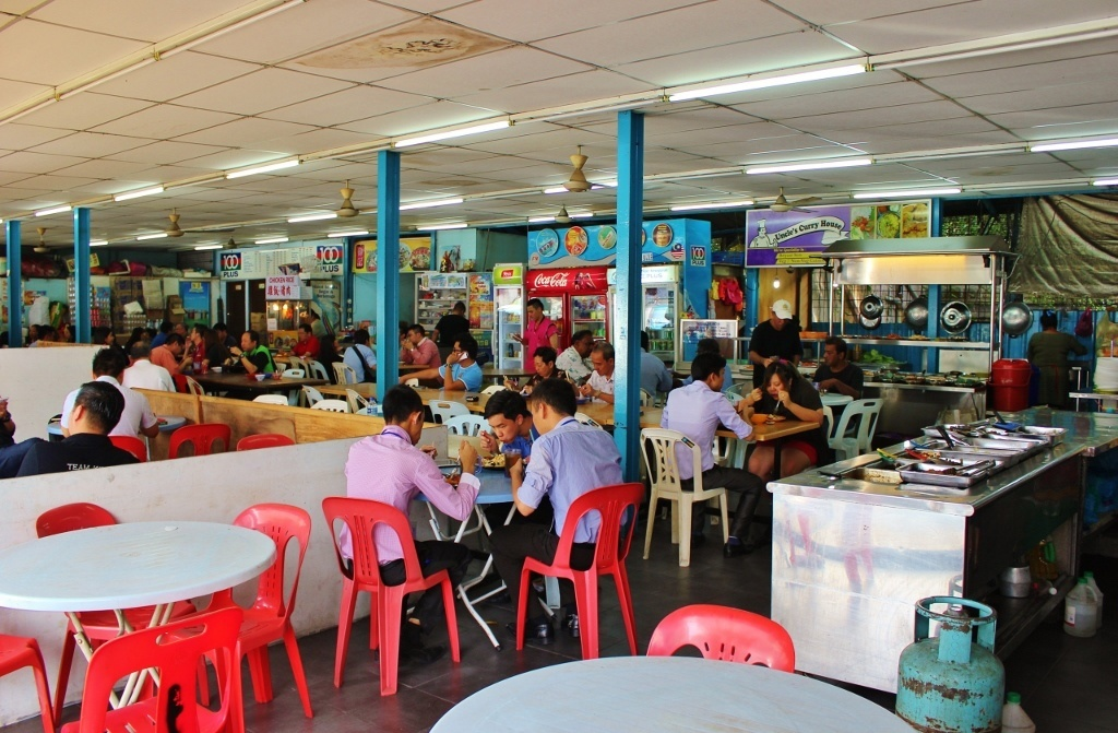 A walk in Johor Bahru, Malaysia: Our favored hawker stalls on Jalan Trus