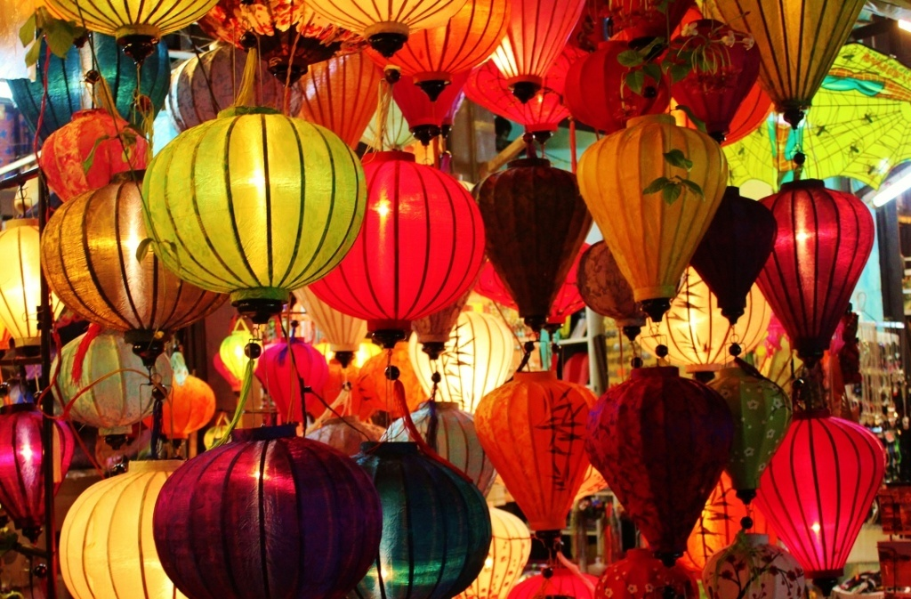 Hoi An, Vietnam Lanterns JetSetting Fools